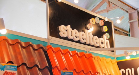 Steeltech participates as exhibitor in North Building Expo