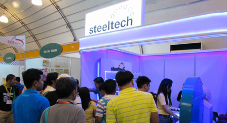 Steeltech joins National Hog Convention and Trade Exhibits 2015