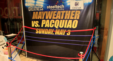 Steeltech presents Battle for Greatness