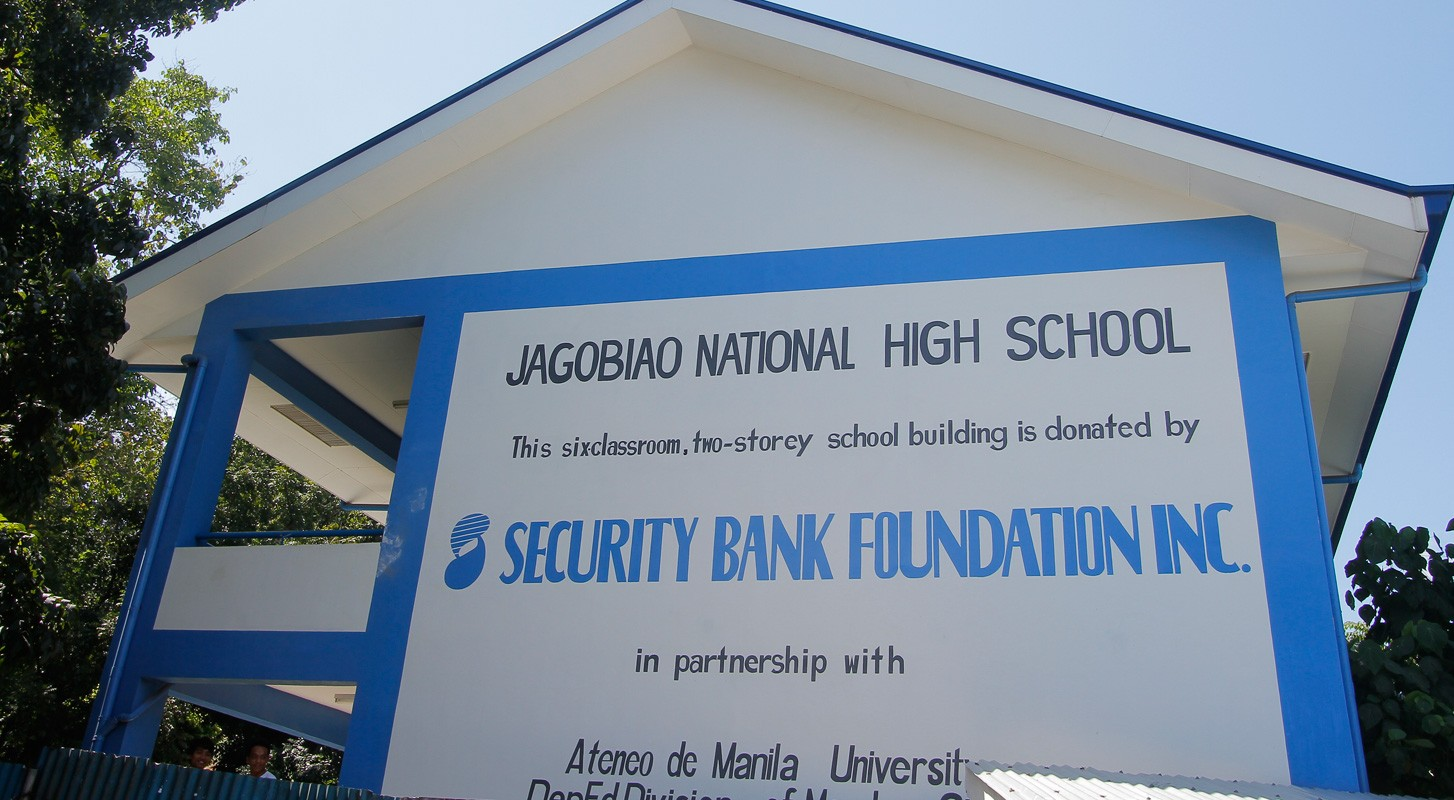 Security Bank Foundation Inc